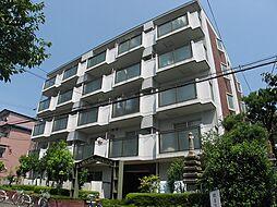 京都府京都市左京区一乗寺西水干町の賃貸マンションの外観