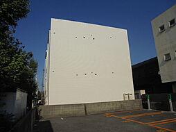 西区新福寺1丁目コーポ[1階]の外観
