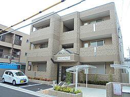 大阪府堺市北区東三国ヶ丘町5丁の賃貸マンションの外観