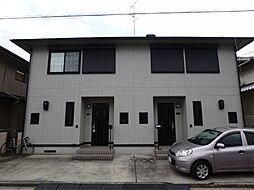 大阪府堺市東区日置荘北町1丁の賃貸アパートの外観