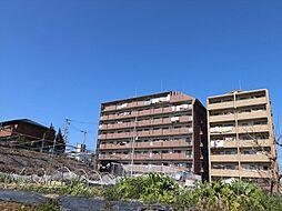 ヴィアーレ千里[4階]の外観