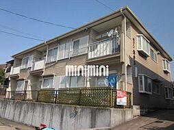 セゾンアサイ A棟[2階]の外観