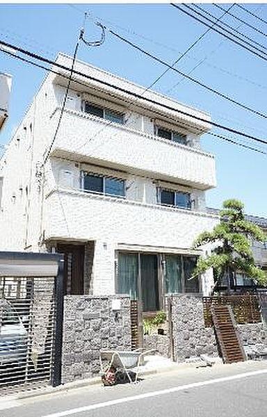 シャーメゾンPINO高松[1階]の外観