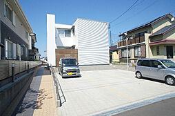 [タウンハウス] 福岡県福津市西福間1丁目 の賃貸【/】の外観