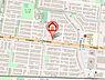 地図,1K,面積19.44m2,賃料3.3万円,JR学園都市線 あいの里教育大駅 徒歩8分,JR学園都市線 あいの里公園駅 徒歩23分,北海道札幌市北区あいの里二条4丁目