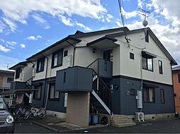 セジュールカツヤマ[2階]の外観