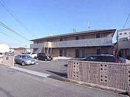 兵庫県明石市林崎町3丁目の賃貸アパートの外観