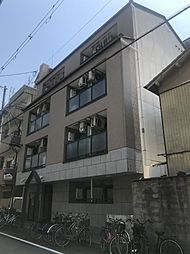 ポアール住之江[4階]の外観