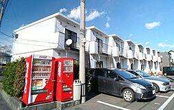 静岡県静岡市葵区瀬名中央3丁目の賃貸アパートの外観