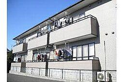 愛知県岡崎市丸山町字奥ノ畑の賃貸アパートの外観