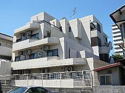 ウェルス貝塚[3階]の外観