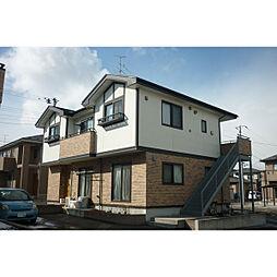多賀台ヒルズアパート[201号室]の外観