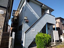白石ハウス[2階]の外観