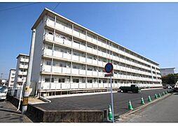 コンチェルト東合川I[4階]の外観