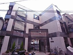 大阪府大東市曙町の賃貸マンションの外観