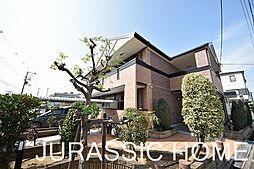 大阪府堺市北区百舌鳥梅町3丁の賃貸マンションの外観