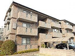 大阪府堺市中区深井東町の賃貸アパートの外観