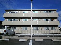 兵庫県尼崎市若王寺2丁目の賃貸アパートの外観