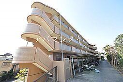 ハートヒルズ2番館[3階]の外観