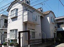 千葉県市川市南行徳3の賃貸アパートの外観