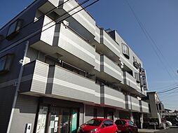 グレース八洲台[2階]の外観