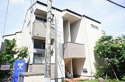 福岡県福岡市博多区堅粕4丁目の賃貸アパートの外観