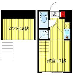 巣鴨駅 6.0万円