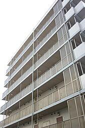 神奈川県横浜市神奈川区広台太田町の賃貸マンションの外観