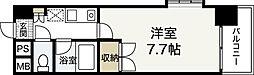 リバーメゾン横川[2階]の間取り