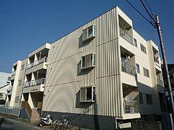 谷川第二マンション[1階]の外観