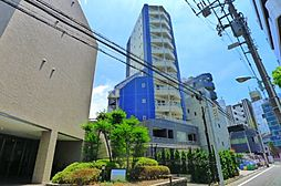東京都豊島区高田3丁目の賃貸マンションの外観