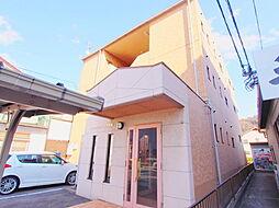 広島県安芸郡坂町横浜中央1丁目の賃貸マンションの外観