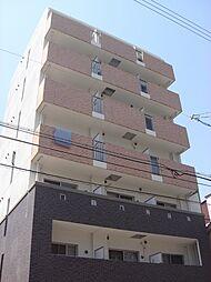 パラッツオ四天王寺[3階]の外観