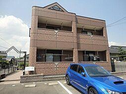 広島県福山市千田町3丁目の賃貸マンションの外観