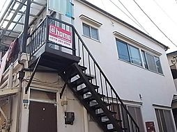兵庫県神戸市中央区上筒井通1丁目の賃貸アパートの外観