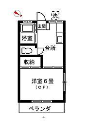 三鷹台駅 5.3万円