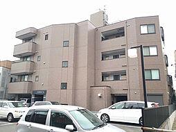 神奈川県川崎市中原区小杉御殿町1丁目の賃貸マンションの外観