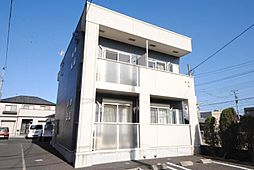 埼玉県越谷市蒲生1丁目の賃貸マンションの外観