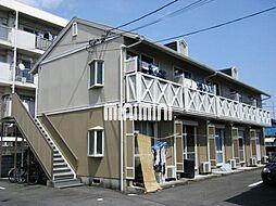 ラポール烏森 A棟[1階]の外観