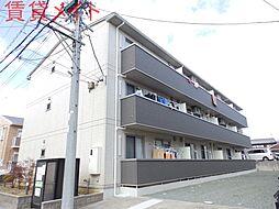 メルベーユMII[1階]の外観
