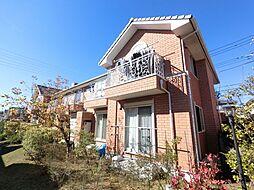 千葉県成田市はなのき台1丁目の賃貸アパートの外観