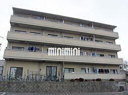 マンション青山[4階]の外観