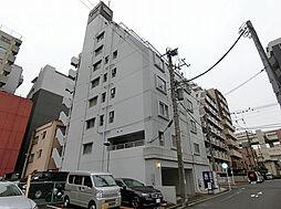 ライオンズマンション関内第5[8階]の外観