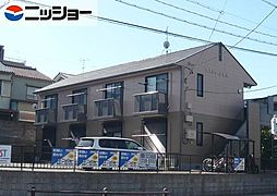 エスポワール鶴里[2階]の外観