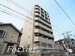 兵庫県神戸市灘区日尾町1丁目の賃貸マンションの外観