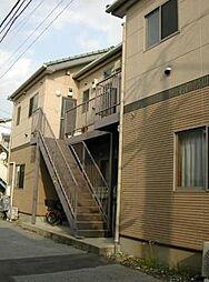 東京都足立区本木南町の賃貸アパートの外観