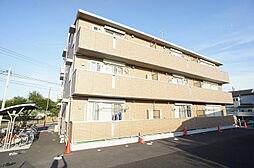 千葉県船橋市旭町1丁目の賃貸アパートの外観
