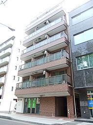 埼玉県さいたま市中央区新都心の賃貸マンションの外観