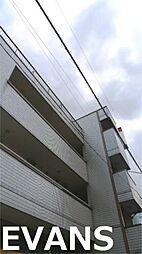 アサヒメゾン[2階]の外観