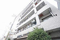 神奈川県川崎市幸区塚越2の賃貸マンションの外観